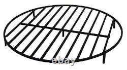 Heavy Duty Round Fire Pit Grate 38'