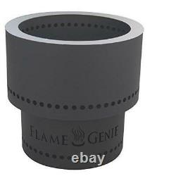 NEW FG-16 Flame Genie Wood Pellet Fire Pit, Camping, Patio, Backyard Firepit