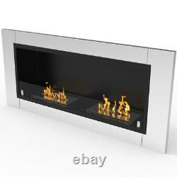 Regal Flame Fargo 43 Ventless Built In Recessed Ethanol Wall Mounted Fireplace