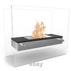 Regal Flame Vista Ventless Indoor Outdoor Fire Pit Tabletop Portable Fire Bow